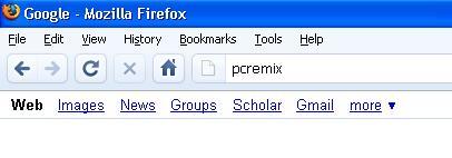 pcremix-firefox