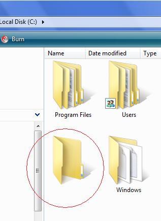 invisible-folder