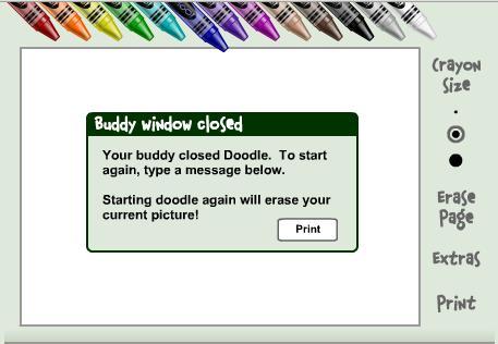 doodle-close