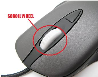 mouse-scroll-wheel