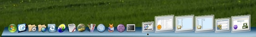 How to Get the Vista Taskbar Thumbnail Preview in Windows XP