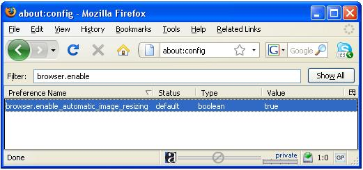 image resize How to Make Firefox Display Full Size Images