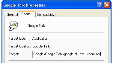 multiple gtalk