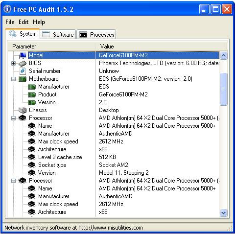 pc audit