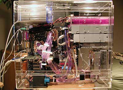 liquid cooled pc Water Can Cool Your PC – Benefits of Liquid Cooling