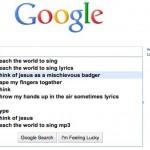 Google Autocomplete (3)