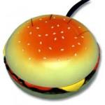 Burger Mouse