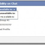 facebook chat limit availability