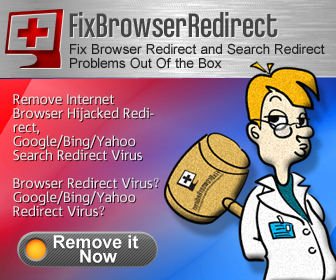fix yahoo redirect virus