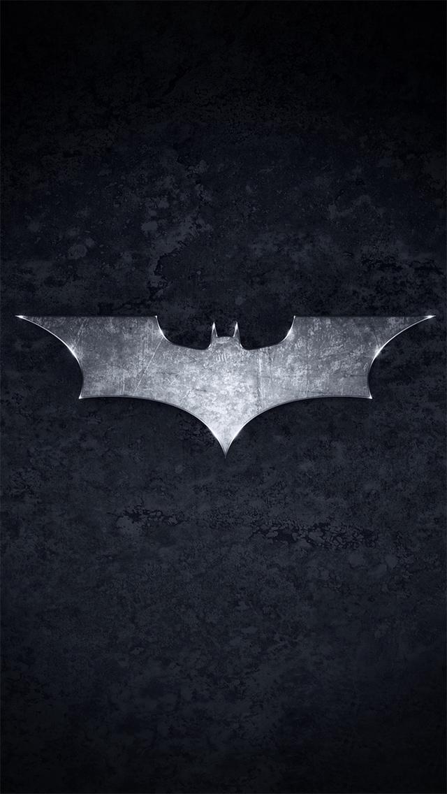 batman logo iphone 5 wallpaper pctechnotes pc tips