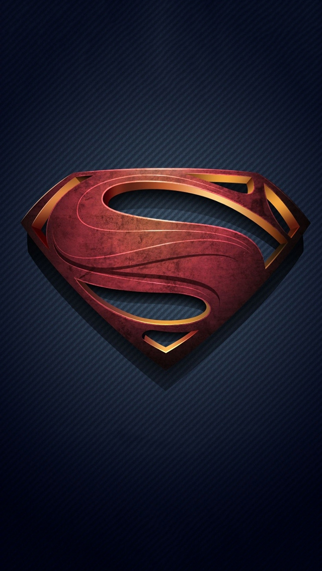 superman logo iphone 5 wallpaper - PCTechNotes :: PC Tips ...