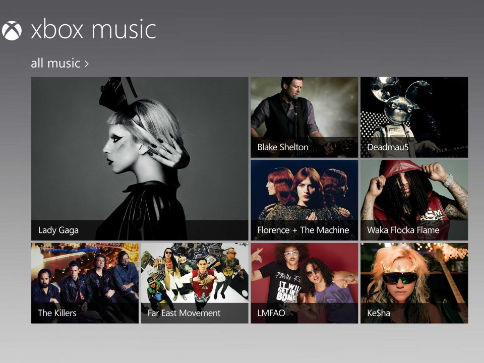 Xbox music freebies