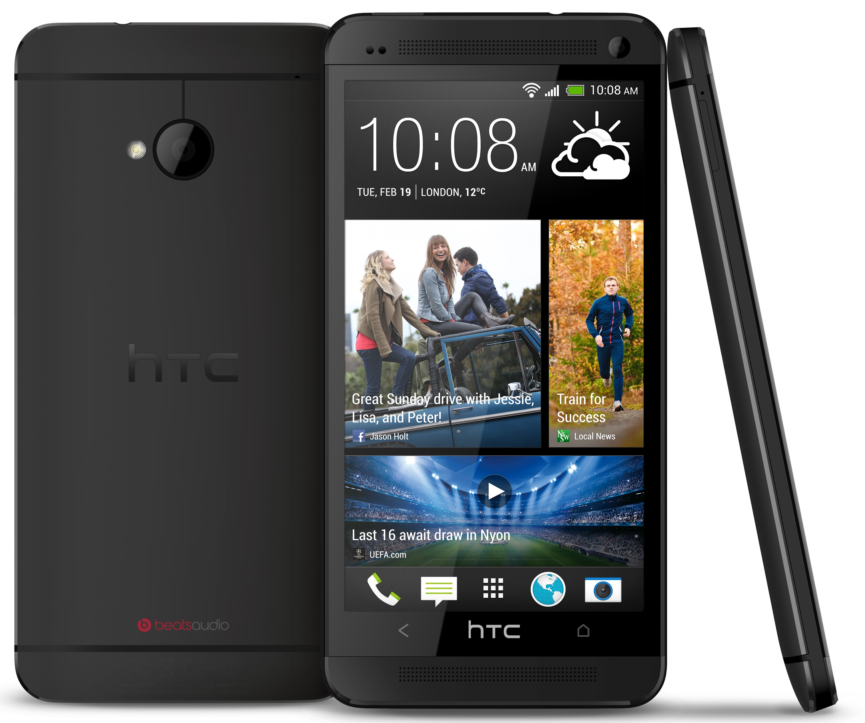 Rumour: HTC One with bigger 5+ inches screen to launch soon